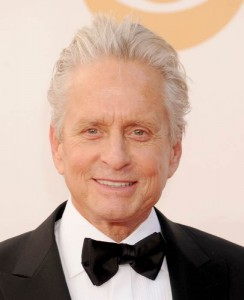 Michael Douglas Ambassador for Peace